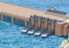 Systèmes houlomoteurs bords à quai : Parution du guide de conception en phase avant-projet
